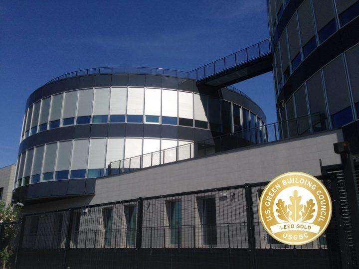 L'edificio CINECA ala polifunzionale è LEED® Gold