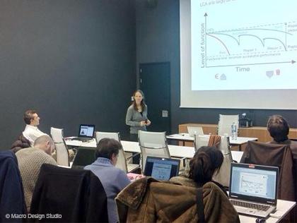 Desde el Life Cycle Costing al protocolo LEED® v4: la formación de Macro Design Studio en España