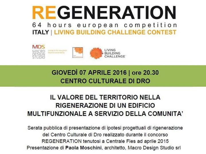 REGENERATION 2017 – the call is open!