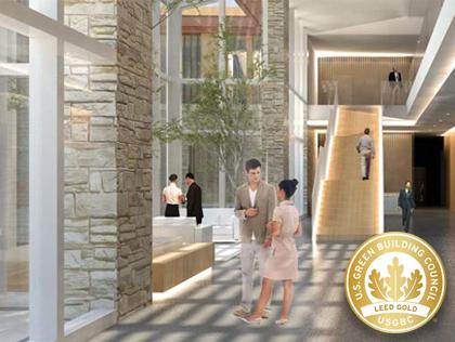 CRIF Campus di Varignana certificato LEED Gold con la v4