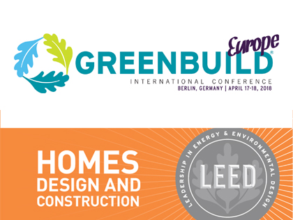 Sustainability certification for homes? LEED for Homes can be used today also in Italy.