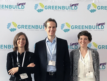 Recap | Greenbuild Europe 2019