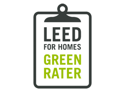 LEED for Homes Green Rater