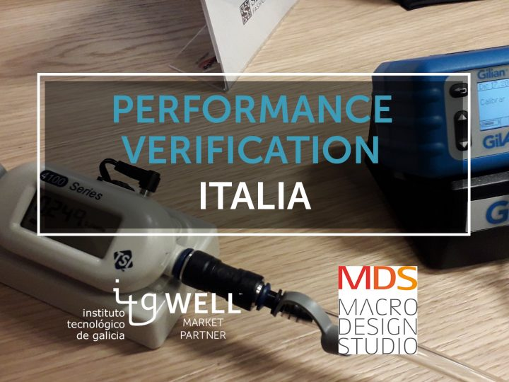 WELL Performance Verification in Italia