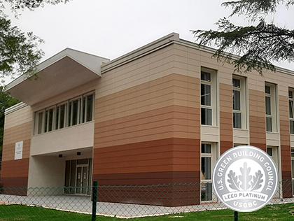La scuola di Pesaro è LEED v4 Platino!