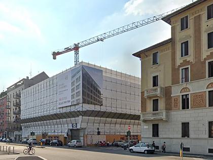 Edificio via Arbe 49 Milano: modello virtuoso di sostenibilità