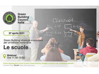 Scuola secondaria A. Brancati di Pesaro al convegno di GBC Italia