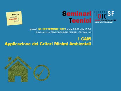 I CAM. Applicazione dei Criteri Minimi Ambientali